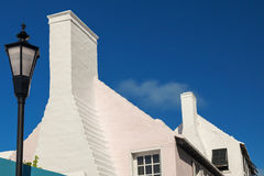 Bermuda Architecture Royalty Free Stock Photography