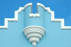 Bermuda-Architektur stockbild