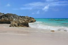 Bermuda Beach Stock Photo