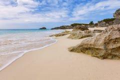 Bermuda Beach Royalty Free Stock Photo