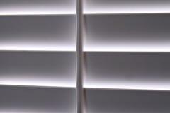 Bermuda-Blendenverschlüsse Stockbilder