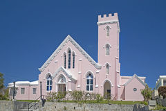 Bermuda Church Stock Images