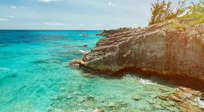 Bermuda coast line Royalty Free Stock Image
