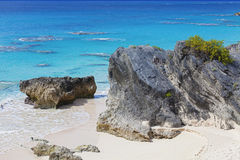 Bermuda Coastline Royalty Free Stock Photo