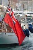 bermuda flagga Royaltyfri Fotografi