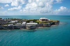 Bermuda forteca obraz stock