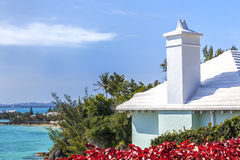 Bermuda House Royalty Free Stock Images