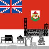 Bermuda-Inseln Lizenzfreie Stockfotos