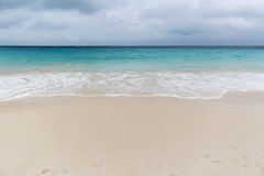 Bermuda Island. Best of Bermuda Beaches, activities Stock Photography