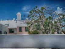 Bermuda Island Street Stock Photos