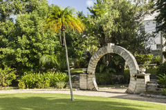Bermuda Moon Gate Stock Images