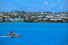 Bermuda pelo mar foto de stock royalty free