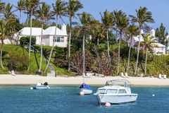 Bermuda Pleasure Boats Stock Images