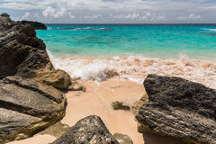 bermuda podpalana podkowa Fotografia Stock