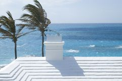 Bermuda Roof - Traditional Royalty Free Stock Images