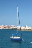 Bermuda-Segelboot Lizenzfreies Stockbild