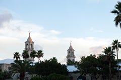 Bermuda Skyline Royalty Free Stock Photography