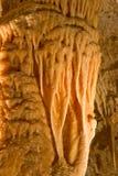 bermuda stalactitesstalagmites Royaltyfria Bilder