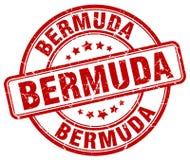 Bermuda stamp. Bermuda round grunge stamp isolated on white background. Bermuda