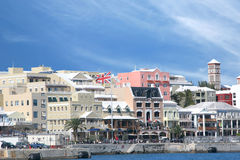 Bermuda Waterfront Royalty Free Stock Photo
