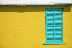 Bermuda Window Shutters Royalty Free Stock Images
