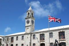 Bermudas Clocktower Imagen de archivo libre de regalías
