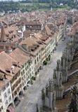 Bern. Старый город 1 Стоковое Изображение RF