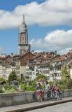 Bern, швейцарец Стоковое фото RF