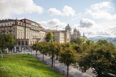 Bern, Швейцария Стоковая Фотография