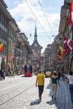 Bern, Швейцария Стоковое Изображение