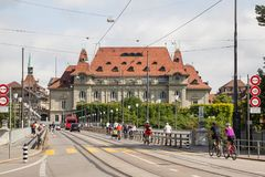 Bern, Швейцария Стоковое фото RF