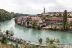 Bern, Швейцария Стоковые Изображения