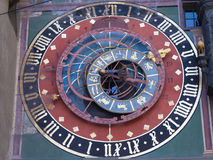 Bern Astronomical Clock Royalty Free Stock Photography