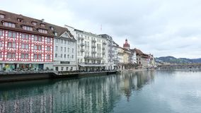 Bern, Switzerland. Bern, the capital city of Switzerland, is built around a crook in the Aare River. It traces its origins back to the 12th century, with Stock Photos