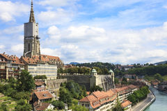 Bern, the capital of Switzerland. Royalty Free Stock Photo