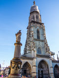 Bern Cathedral, Switzerland Stock Photography