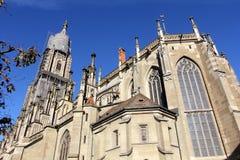 Bern Cathedral, Switzerland Stock Photo