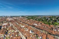 Bern City Lizenzfreies Stockbild