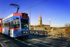 Bern city Stock Image