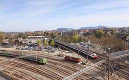 Bern cityscape Stock Image