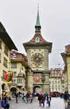 Bern ClockTower Stock Photo