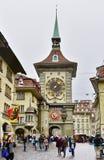 Bern ClockTower Stock Photo