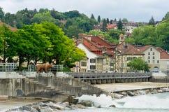 Bern, die Schweiz Lizenzfreie Stockfotos