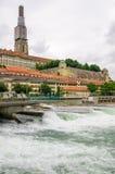 Bern die Schweiz Stockbilder