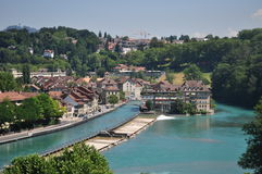 Bern, die Schweiz Stockbild