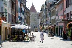 Bern, die Schweiz Stockfotos