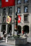 Bern, die Schweiz Lizenzfreies Stockbild