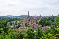 bern gammal switzerland town Royaltyfri Foto