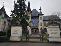 Bern Historical Museum, Suiza fotos de archivo libres de regalías
