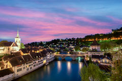 Bern. Image of Bern, capital city of Switzerland Royalty Free Stock Photo